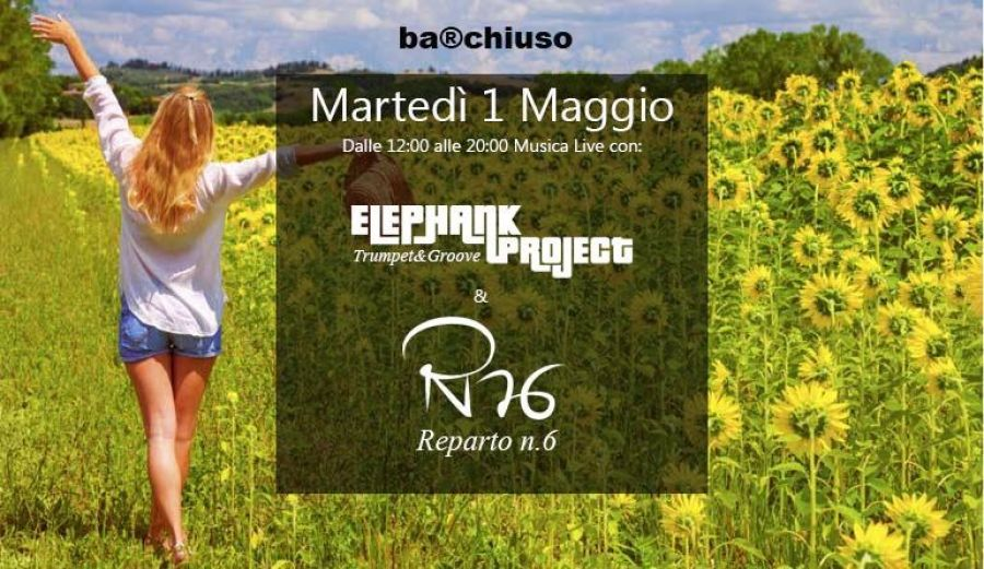 Elephank project live at B@r Chiuso