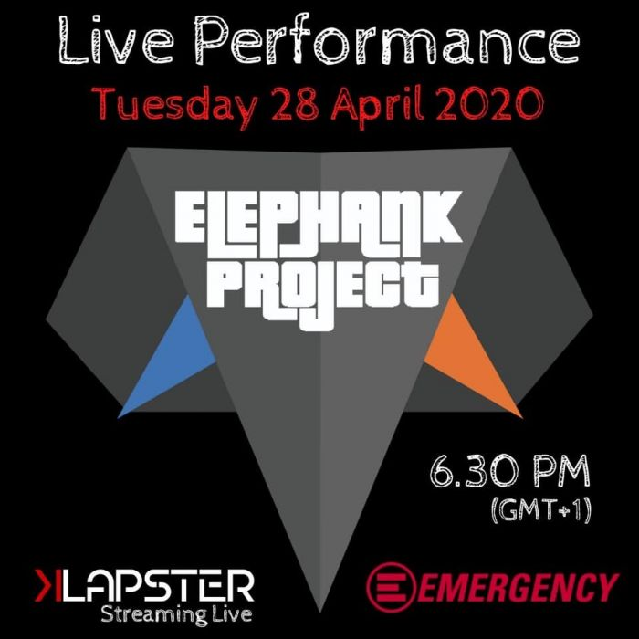 Elephank project Live for EMERGENCY
