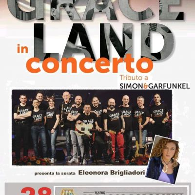 THE GRACELAND & BAND at the Pro Loco Theater of Borgosesia