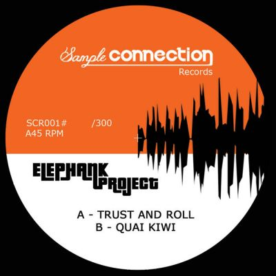 First record release of the duo Elephank Project