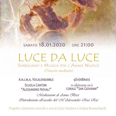 """Luce da Luce"" with the 4ever Brass"